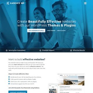 Kadence WP - Free and Premium Wordpress Themes and Plugins