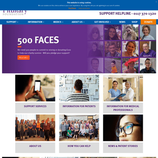 Pituitary Foundation home-The Pituitary Foundation