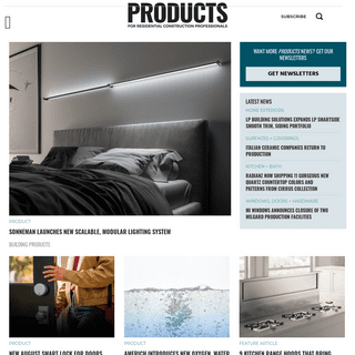 Building Materials & Products - Residential Products Online
