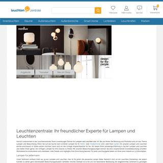 ArchiveBay.com - leuchtenzentrale.de - Leuchten & Lampen günstig kaufen