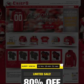 Cheap Official Kansas City Chiefs Jerseys Shop