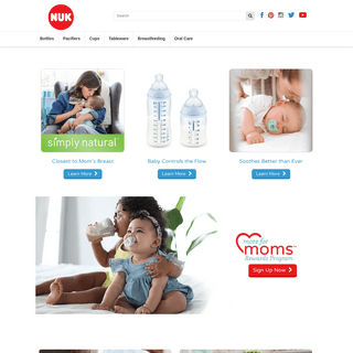NUK Baby Products - NUK