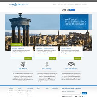 ArchiveBay.com - scotlandinstitute.com - Scotland Institute