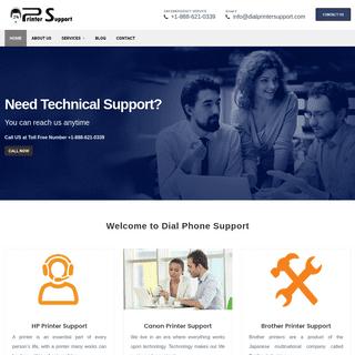 ArchiveBay.com - dialprintersupport.com - Dial Printer Support - Call +1-888-621-0339 - Printer Support Customer Care - Printer Technical Support