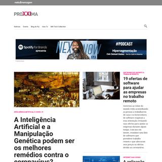 ArchiveBay.com - proxxima.com.br - Proxxima – Meio & Mensagem