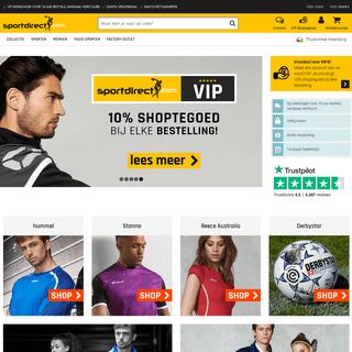 Sportkleding, sportartikelen en teamwear - Sportdirect.com