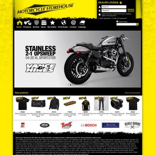 Home - www.motorcyclestorehouse.com