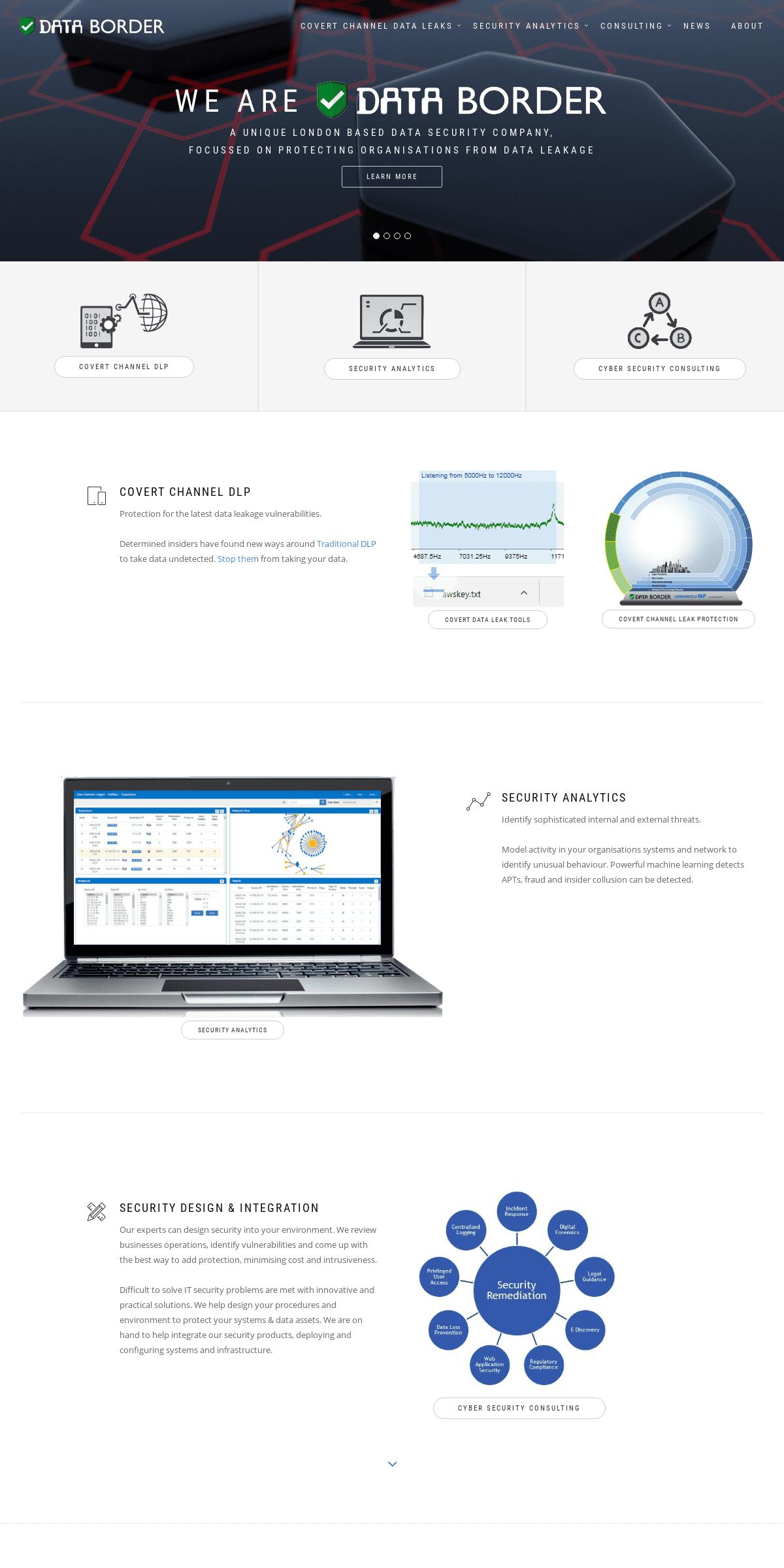 Data Border Ltd