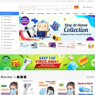 ezbuy Online Shopping Singapore - Fashion, Beauty, Furniture, Toys & More