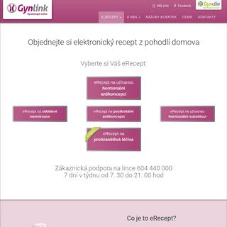 Gynekologie online - jediná svého druhu! - Gynekologická ordinace - ambulance - poradna online - Gynlink