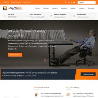 Document Management System Software - LogicalDOC