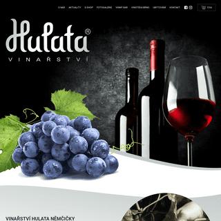 Vinařství Hulata, Němčičky