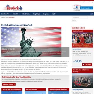 New York Informationsportal - NewYork.de