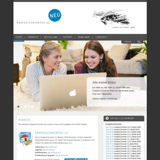Lemke Software- Mac Fotobearbeitung, Mac Diashow, Mac Grafikprogramm, Mac Bildbetrachter