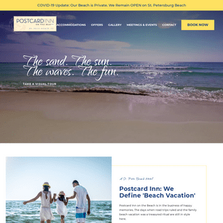 Postcard Inn On The Beach - St Pete Beach Hotels