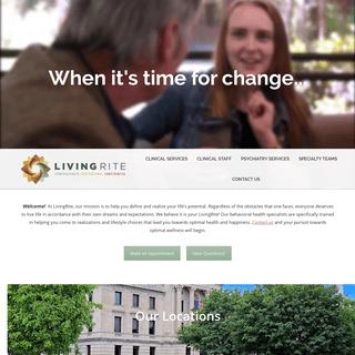 LivingRite – Compassionate Professional Confidential