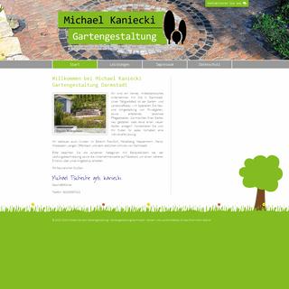 Gartenbau, Galabau, Gartengestaltung & Landschaftsbau - Michael Kaniecki Gartengestaltung Darmstadt
