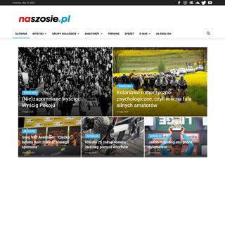 Kolarstwo szosowe, Tour de France, Tour de Pologne - naszosie.pl