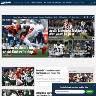 Seattle Seahawks News and Fan Community - 12th Man Rising