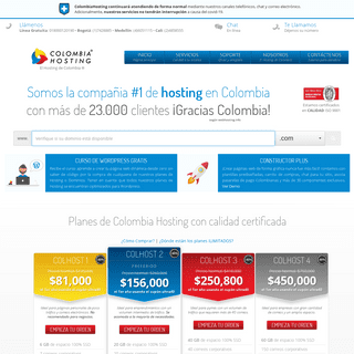 ArchiveBay.com - colombiahosting.com.co - Colombia Hosting ® - Hosting y Dominios en Colombia