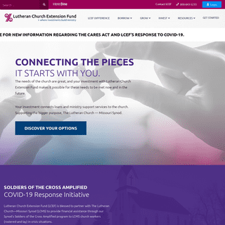 LCEF - Lutheran Church Extension Fund