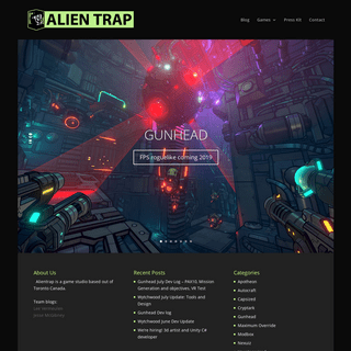 Alientrap -