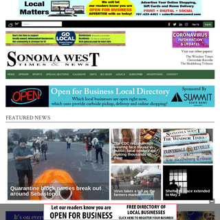 ArchiveBay.com - sonomawest.com - sonomawest.com - To Build a Better World, Start in Your Own Community