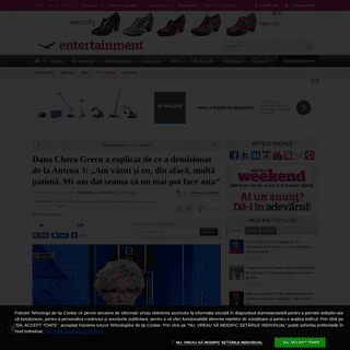 "ArchiveBay.com - adevarul.ro/entertainment/tv/dana-chera-grecu-explicat-demisionat-antena-3-am-vazut-eu-afara-patima-mi-am-dat-seama-nu-mai-asta-1_5e4fb0b35163ec42714ccb3a/index.html - Dana Chera Grecu a explicat de ce a demisionat de la Antena 3- ""Am văzut şi eu, din afară, multă patimă. Mi-am dat seama"