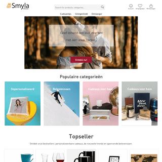 Smyla.nl - Originele cadeaus & belevenissen