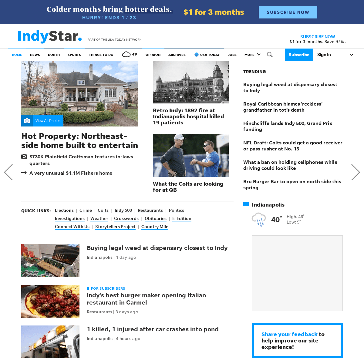ArchiveBay.com - indystar.com - IndyStar- Indianapolis Star, Indiana news, breaking news and sports