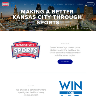 Kansas City Sports Commission & WIN for KC