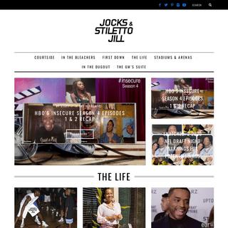 ArchiveBay.com - jocksandstilettojill.com - Homepage - Jocks And Stiletto Jill