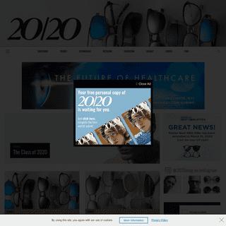 20-20 Magazine – Leading Optical Publication