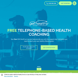 Home » Get Healthy NSW