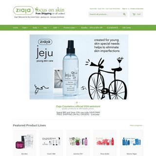Ziaja ® USA - Focus on Skin - Webstore – Ziaja® USA Webstore