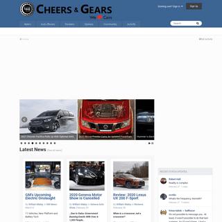 CheersandGears.com - We Heart Cars