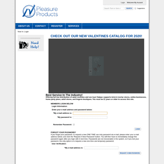 A complete backup of nalpac.com