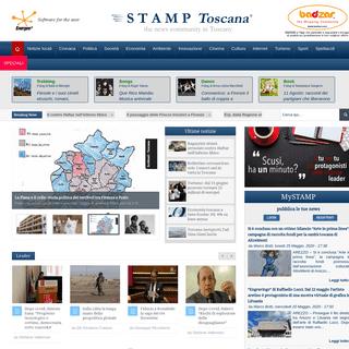Notizie Toscana - StampToscana - Notizie dalla Toscana