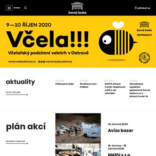 Černá louka Ostrava