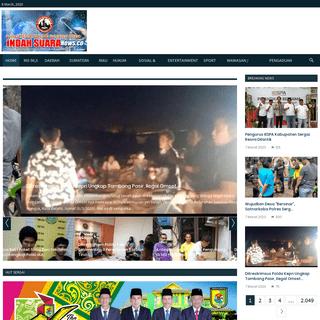Indah Suara News - Suara Aspirasi Akurat Dan Aktual