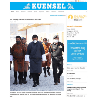 KuenselOnline – Bhutan's Daily Newspaper