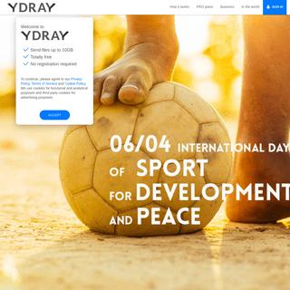 ArchiveBay.com - ydray.com - YDRAY - Envía hasta 5GB gratis