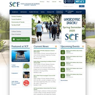 Home - State College of Florida, Manatee-Sarasota