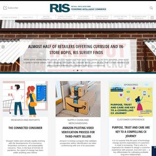 ArchiveBay.com - risnews.com - RIS News - Technology Insights for Retail & Grocery Executives