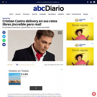 ArchiveBay.com - www.abcdiario.com.ar/fama/mexico/2020/2/20/cristian-castro-delivery-en-sus-ratos-libres-increible-pero-real-18890.html - Cristian Castro delivery en sus ratos libres ¡Increíble pero real! - ABC Diario