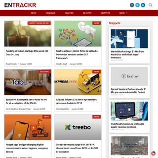 Latest Technology News Today - Business News - Entrackr