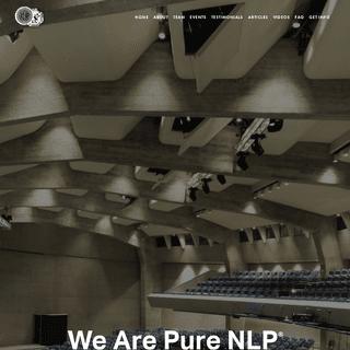 Pure NLP®