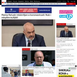 NOA Lajme - Agjencia Kombëtare e Lajmeve
