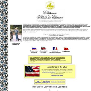ILA - Authentic Chateaux & Hotels de Charme