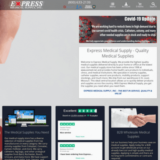 Express Medical Supply-Medical Supplies